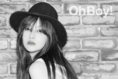 Oh Yeon Seo - Oh Boy! Magazine