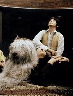 1968. Paul, John, Martha.