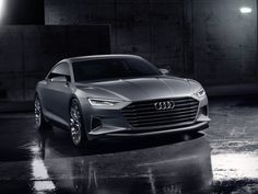 Audi A9 Prologue concept car 2014