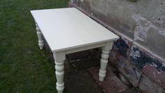 Stůl 2 Stůl je vyroben ze smrku, nohy mají krásnou jemnou patinu...rozměry jsou:délka 165cm*šířka 95cm*výška 79cm....bez problémů se k němu vejde 6 lidí...samozřejmě pokud budete chtít jiný rozměr, stačí si objednat.. Dining Table, Rustic, Furniture, Home Decor, Country Primitive, Decoration Home, Room Decor, Dinner Table, Retro