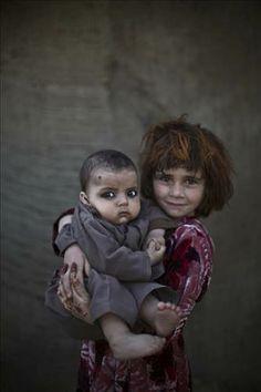 Pakistan'ın Afgan çocukları