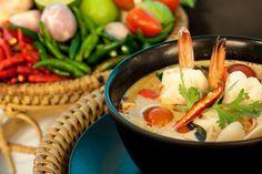Pikantna i świeża kuchnia tajska
