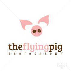 When pigs fly! Photography LOGO