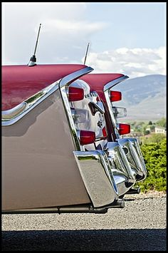 1956 Desoto Fireflite Convertible Dual Quad 341 CI Hemi #Mecum #Monterey