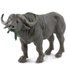 Cape Buffalo Wildlife Figure Safari Ltd - Radar Toys
