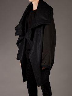 Julius Overisze Layered Coat - L'eclaireur - Farfetch.com