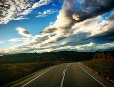 On instagram by escudelladegalets #landscape #contratahotel (o) http://ift.tt/1ljcDEC (Sopa de Cabra) #paisatges #paisajes s #scenario #paysage #landschaft #cel #cielo #sky #ciel #nubols #nubes #clouds #nuages #nuvole #emporda #elmeupais #catalunya #catalonia #igerscatalunya #igerscatalonia #igersgirona #instagood  #instalife #instagirona #instacatalunya #picssongs #camins #caminos #roads