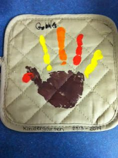 The Teacher's Backpack: New Strategy and Thanksgiving Crafts