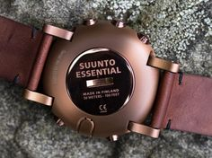 Suunto Essential Copper Watch Review