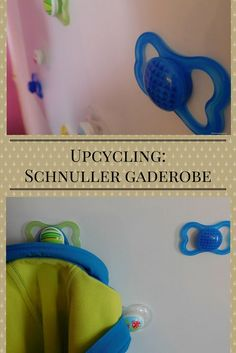 Ikea Hack Idee - Upcycling alter Schnuller