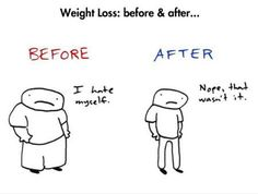 Image result for weight loss won't make you happier