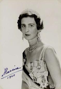princess diana duchess of kent | Marina, Duchess of Kent.