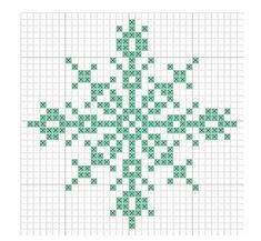 Snowflake designed by Teske Goldsworthy Teske Goldsworthy Ingram Smurthwaite from Kincavel Krosses. Cross Stitching, Cross Stitch Embroidery, Embroidery Patterns, Hand Embroidery, Cross Stitch Patterns, Mini Cross Stitch, Cross Stitch Heart, Quilted Christmas Ornaments, Christmas Cross