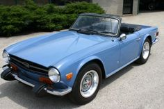 1974 Triumph TR6 Maintenance/restoration of old/vintage vehicles: the material for new cogs/casters/gears/pads could be cast polyamide which I (Cast polyamide) can produce. My contact: tatjana.alic@windowslive.com 1969 Chevelle, Lake Bluff, Vintage Gentleman, Triumph Spitfire, British Sports Cars, North Shore, Old Cars, Cars And Motorcycles, Vintage Cars