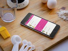 [Actualité] Trouve des recettes grâce à l'application frigomagic - La fée biscotte @lafeebiscotte