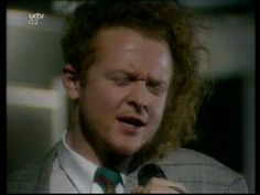 Mick Hucknell sings Cole Porter...
