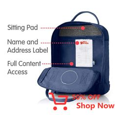 Outer Polypropylene Backpack Model:Kids Gender:Kids Concept:Outdoor cm cm cm Weight g L Non Textile Parts of Animal Origin:No Activity:Everyday Outdoor Laptop pocket:No Diy And Crafts, Projects To Try, Boards, Baby Shower, Backpacks, Activities, Ideas, Best Deals, Birthday