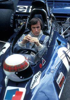 Jackie Stewart, Tyrrell 003 (Clermont-Ferrand, 1972)