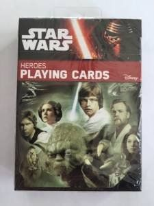 9ea2ffbe700a Cartamundi 1757 Star Wars Heroes Playing Cards Full Deck   Want additional  info  Click on