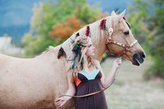 A girl and her horse… » Amanda K Photography – destination film and digital wedding and portrait artist