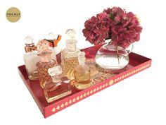 Decorative Trays Custom Decorative Tray  Riverside Blue  Shops Deko And Decorative Trays Inspiration