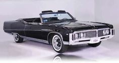 Buick Duece and A Quarter #Throwback