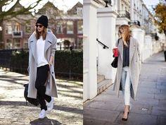 grey coat | Cuidar de tu belleza es facilisimo.com