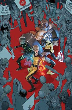 """Images for : """"Secret Wars"""" Ends, """"A-Force,"""" """"Totally Awesome Hulk"""" & More Debut in Marvel's December 2015 Solicitations - Comic Book Resources"""