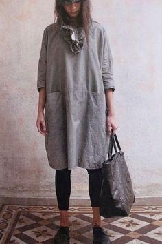 blouse longue