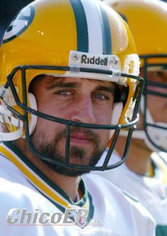 Aaron Rodgers is a great athlete and role model. Green Bay is lucky to have him.