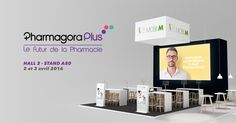 Stand Mobil M - Pharmagora Plus 2016