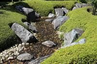Image result for how to make a japanese courtyard garden