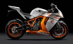 KTM love this bike.I just wish KTM could get their Mechanical act together, and build a less maintenance needy bike. Ktm Rc8, Ktm Motorcycles, Motorcycle Bike, Motorcycle Design, Custom Motorcycles, Course Moto, Moto Cafe, Ktm Duke, Sportbikes