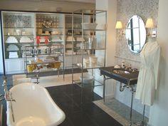 Waterworks Miami Showroom Furnishings Display