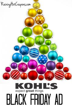 Kohl's Black Friday Ad 2014