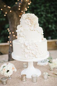 wedding cake idea; Josh Elliott Photography