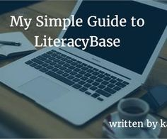 My simple guide to LiteracyBase as a newbie - LiteracyBase
