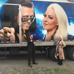 The official home of the latest WWE news, results and events. Get breaking news, photos, and video of your favorite WWE Superstars. Best Instagram Photos, Cool Instagram, Instagram Posts, Maryse Wwe, The Miz And Maryse, Maryse Ouellet, Wwe Female Wrestlers, Wwe Girls, Wrestling Superstars