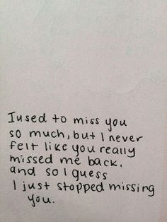 I will do this too...coz missing you is Hurting me to the core of my heart...