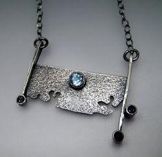 Metal jewelry love