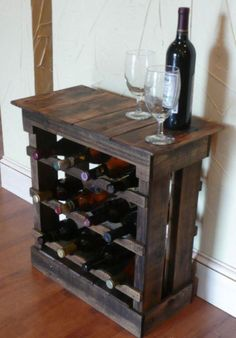 Buddy Mini Wine Rack – R750