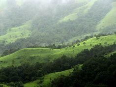 Kudremukh National Park - in Karnataka, India