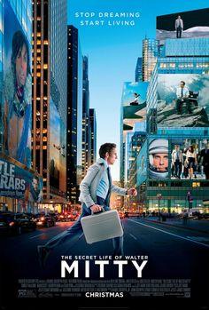TRÁILER EXTENDIDO y NUEVO PÓSTER de 'La vida secreta de Walter Mitty'.Protagonizada por Ben Stiller nos cuenta como , Walter Mitty sueña a lo grande… muy a lo grande. No hay desafío que supere su fantasía, ya sea escalar un enorme glaciar o rescatar a un anciano de un edificio que va a explotar... A Stiller le acompañan en el reparto actores de la talla de Sean Penn, Kristen Wiig y Shirley McClaine. El 25 de diciembre llegará a nuestras pantallas.