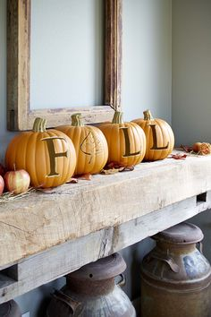 Avoid the mess of pumpkin carving with craft pumpkins. If you love your creations, you can display the pumpkins year after year. Print out one of our free downloadable patterns for some artistic guidance.