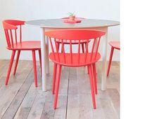 #diseñodanés : silla J104, un clásico de los muebles daneses, de la marca HAY. Shop now ow.ly/OZYli