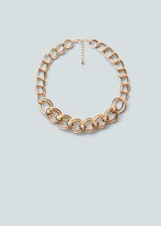 Link necklace | MANGO