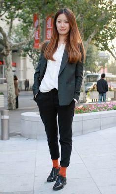 #streetstyle #style #fashion #streetfashion #cropped #trousers #pants