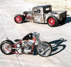 #motorcycles #streetrods