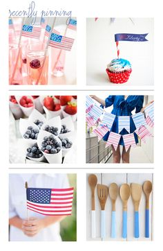 July 4th Party Ideas | The Sweetest Occasion