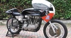 1972 Harley Davidson XR750TT Factory Racer